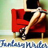 jediknightmuse: Fantasy writer- writing (writer)