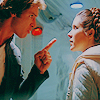 jediknightmuse: Han and Leia- Star Wars (Han, Leia)