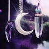 clover: by <user name=mermaidtears> (Purple)