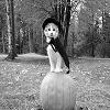 kristy: Cat Pumpkin (Coffee Heart)