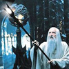 mommy: Saruman; Peter Jackson's Lord of the Rings trilogy (We shall rule this Middle-Earth!)