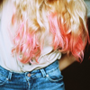 hollybrooke: (Pink hair tips)