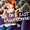 luxbella: Qué le vamos a hacer si nací así de asombrosa. (Amazing)