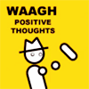 themadmaiden: (Positive Thoughts wtf)