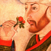 birdwatcher: (Mehmed II smelling a rose)