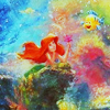 retroism: (DISNEY~ Ariel colour)