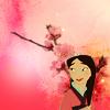 retroism: (DISNEY~ Mulan sakura)