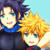 retroism: (FF7 Zack n Cloud)