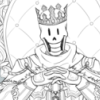 kingtrousele: (Yes hello I am king)