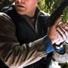 lilyleia78: Close up of Rodney flexed and holding gun (SGA: Rodney guh)