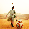 just_ann_now: (Star Wars: Rey and BB-8)