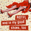 cuddyclothes: (Laughing Shoes)