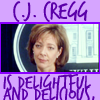 facetsofbethan: (CJ Cregg is delightful & delicious. Rly.)