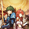 batman: Alm and Celica from Fire Emblem Echoes: Shadows of Valentia (fate's twin children)
