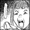 skygiants: Koizumi Kyoko from Twentieth Century Boys making her signature SHOCKED AND HORRIFIED face (wtf is this)