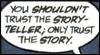 vagabondsal: (Storyteller)