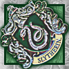 belle_meri: Image of the Slytherin House crest from Harry Potter (Slytherin)