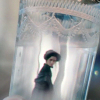 kalypso: Lady Pole seen through the glass of Belasis's Scopus (Lady Pole)