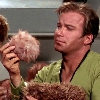 psyfic: kirk with tribble (Default)