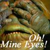 tassosss: Oh, Mine Eyes! (Rygel)