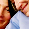 jesse_the_k: Dr Ohara smiles sweetly as she rests her head on nurse jackie's shoulder (nurse jackie & dr ohara 4 ever)
