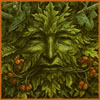 pepperedmoth: (greenman)