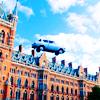 haight: ([Harry Potter] Flying Car)