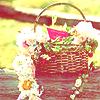 wapiko: (LIZ LISA - flower basket)