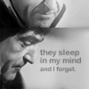 "grlnamedlucifer: Doctor Who's 2nd Doctor says, ""they sleep in my mind and i forget"" ([who] why two is the favorite)"