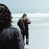 rydra_wong: S2: John Silver watches Flint heading off into the sea. (black sails -- off to steal a fucking wa)