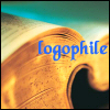 doranwen: picture of a book with the word logophile (logophile)