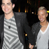 eaivalefay: (Adam and Sauli - Holding Hands)