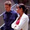 skieswideopen: Cameron Mitchell and Carolyn Lam from SG1 (SG: Cam & Carolyn)