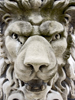 valis2: Stone lion face (Default lion, Lion icon)