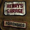 "torquill: Coveralls with the patches ""Henry's Garage"" and ""Forensics"" (henry)"