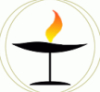 technoshaman: UU flame and double circle logo (UU)