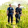semielliptical: McKay and Sheppard walking in a field (SGA, The Defiant One) (sga)