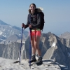 lizolas: Me standing on the summit of Mt Whitney (Default)
