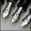 chocolatepot: Nibs (fountain pens)