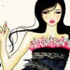 jasmine: (pretty comic girl)