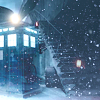 auroracloud: (TARDIS in snow)