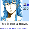 kyosuke: (This is not a frown.)