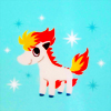 99reddrifloons: (ponyta | pokemon time)