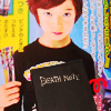 99reddrifloons: (creepy pokekid | death note)