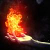 noctiluca: (create fire)