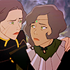 compacri: (beifong sisters)