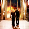purplecat: The Ninth Doctor and Rose (Who:Nine/Rose)
