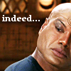 glinda: Teal'c *indeed* (indeed)