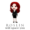 trialia: Laura Roslin comic. Text: Roslin will space you. (battlestar galactica] laura - will space)