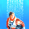 longwhitecoats: Luke Skywalker from the original trilogy in his flight suit. Stars are falling on his head. (Sif)